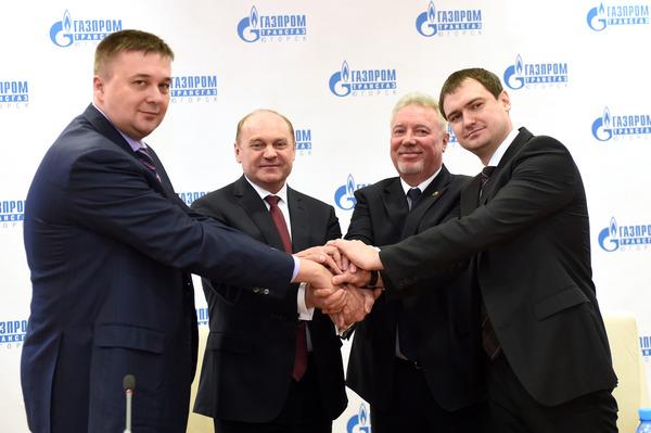 (Слева направо)Василий Козлов, Петр Созонов, Михаил Бодак, Антон Тимкин