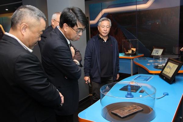 Гости изЯпонии посетили корпоративный музей ООО«Газпром трансгаз Югорск»