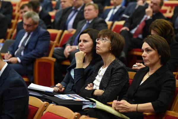 Участники Совета руководителей