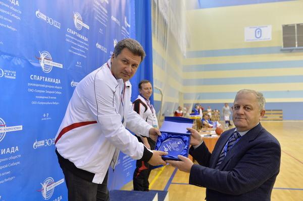 Александр Корчагин— серебряный призер соревнований