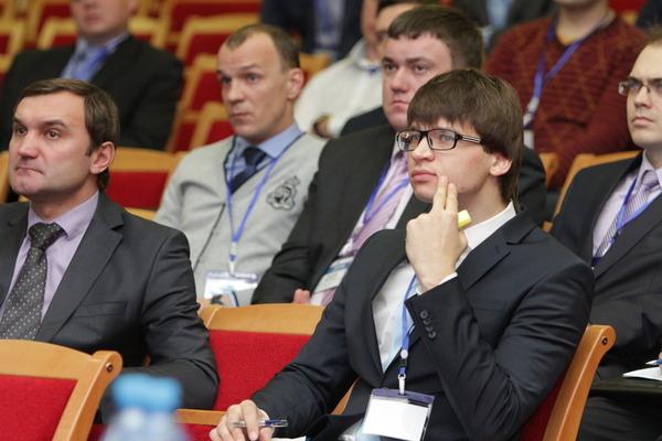 Участники научно-практической конференции