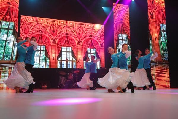 Танцевально-спортивный клуб Кредо, младшая группа