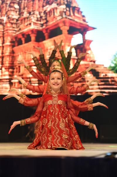 Ансамбль индийского танца Лакшми, Приводинское ЛПУМГ, ОООГазпром трансгаз Ухта